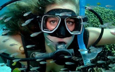PADI Discover Scuba Diving Course (Age 10- 80)