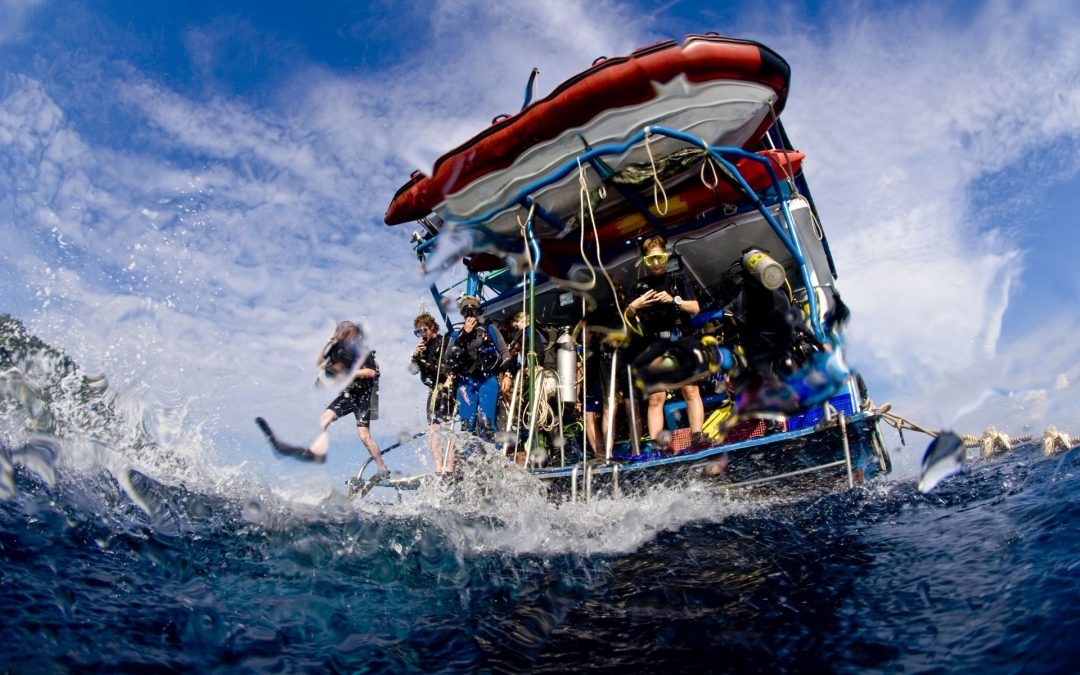 Get the best diving-experience with Nautilus Diving Center