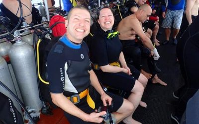 Your very first scuba diving trip & how to prepare for it