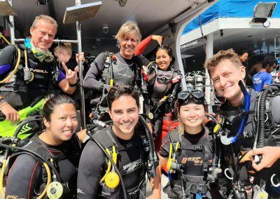 nautilus-diving-center-phuket-kata-beach-happy-divers-onracha-island-trip